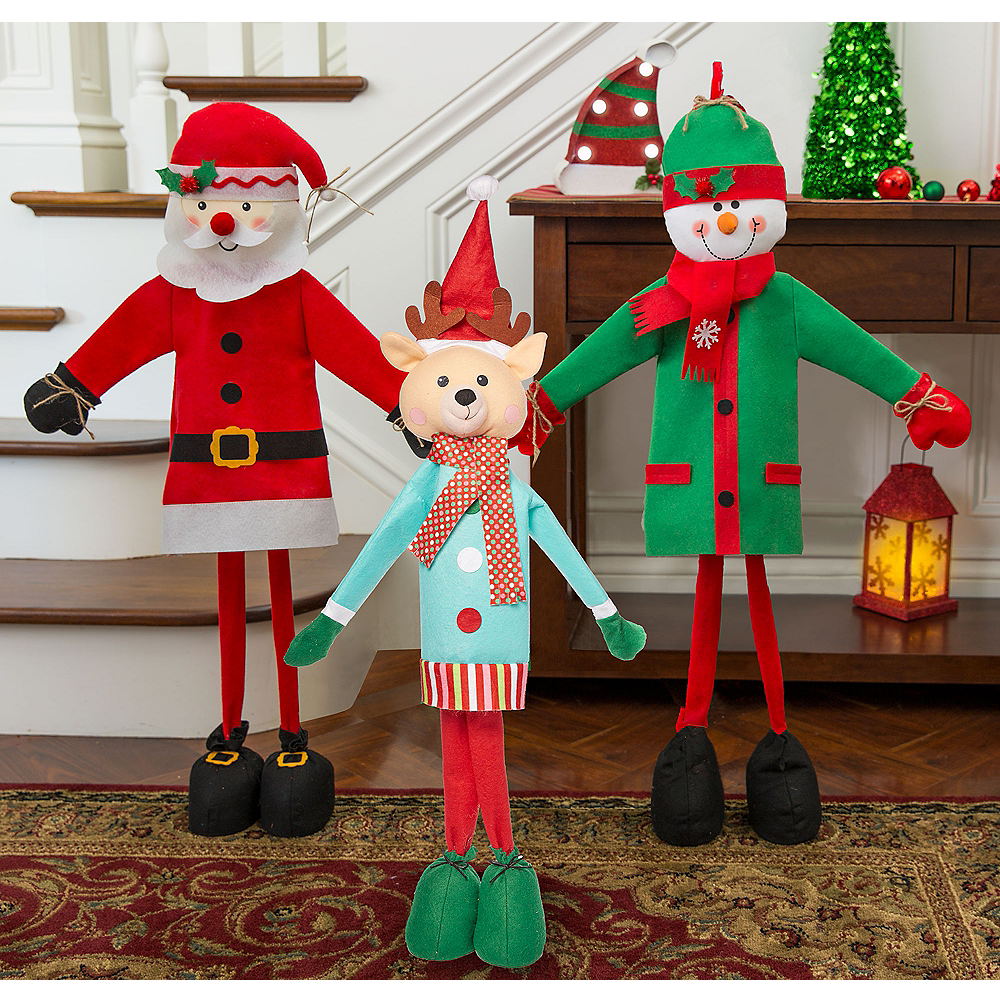 Santa S Workshop Entryway Decorating Kit Christmas