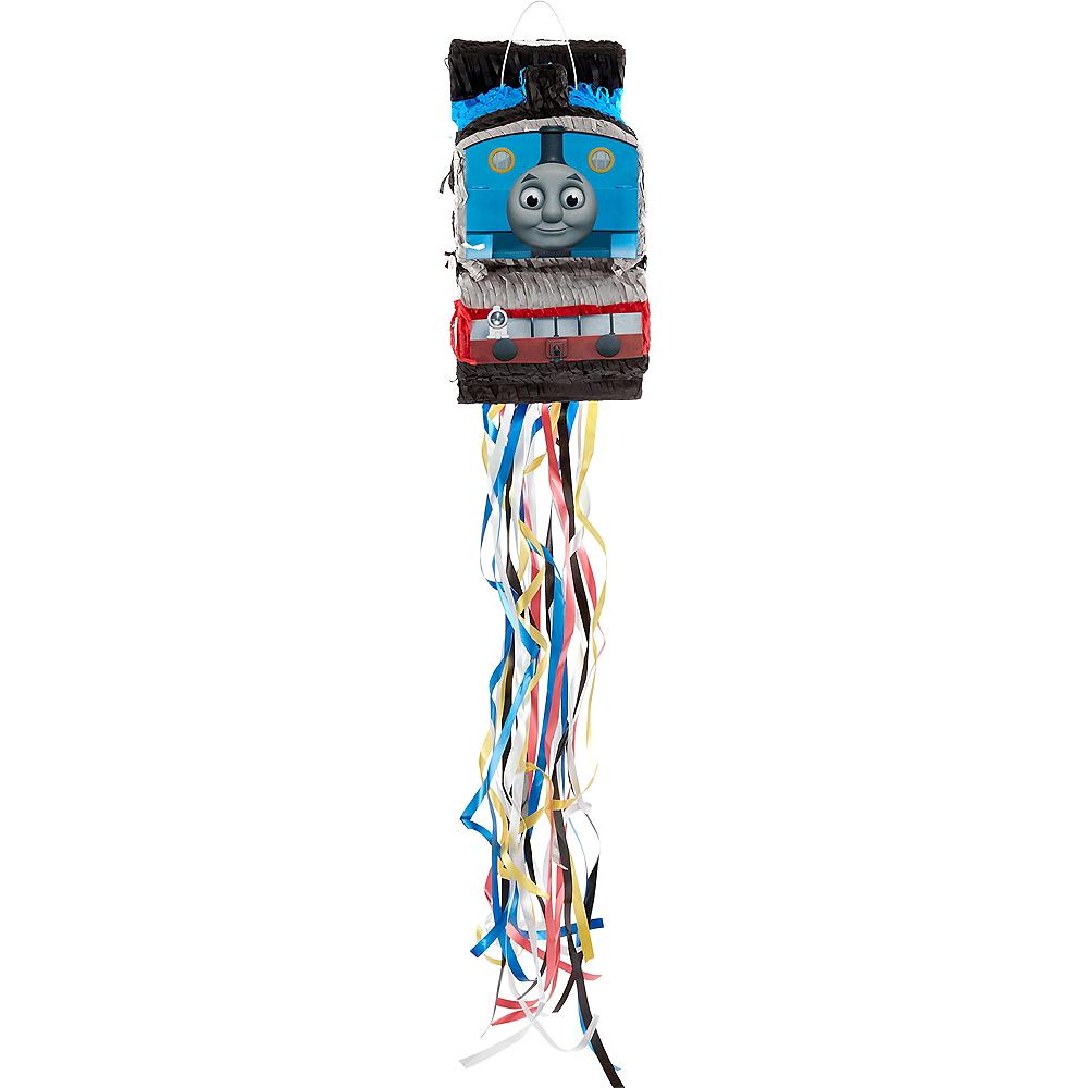 Pull String Thomas the Tank Engine Train Pinata Image #2