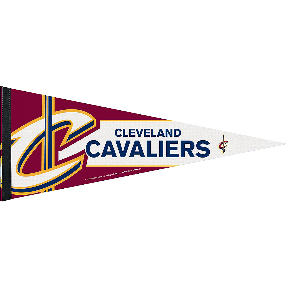 Cleveland Cavaliers Pennant Flag Image #1