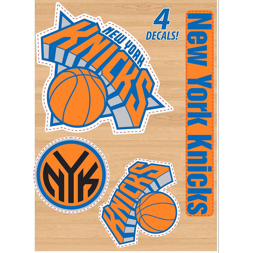 New York Knicks Decals 5ct Image #1