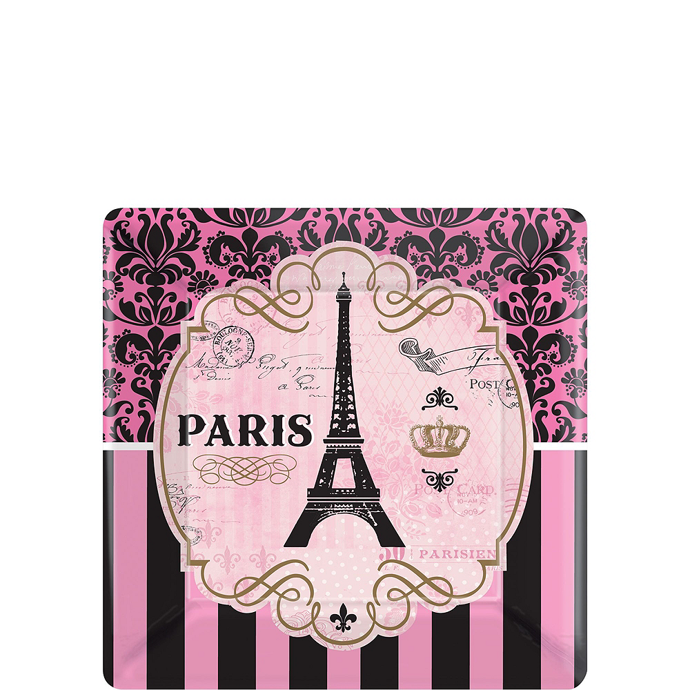 A Day In Paris Tableware Kit for 32 Guests Image #5