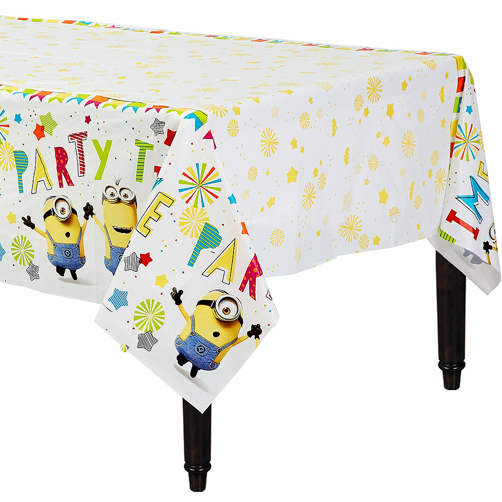 Minions Table Cover Image #1