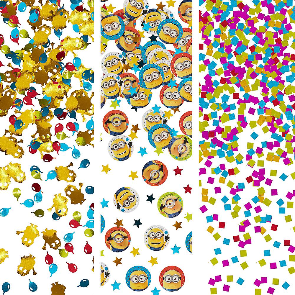 Minions Confetti Image #1