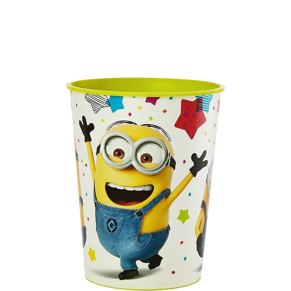 Minions Favor Cup Image #1