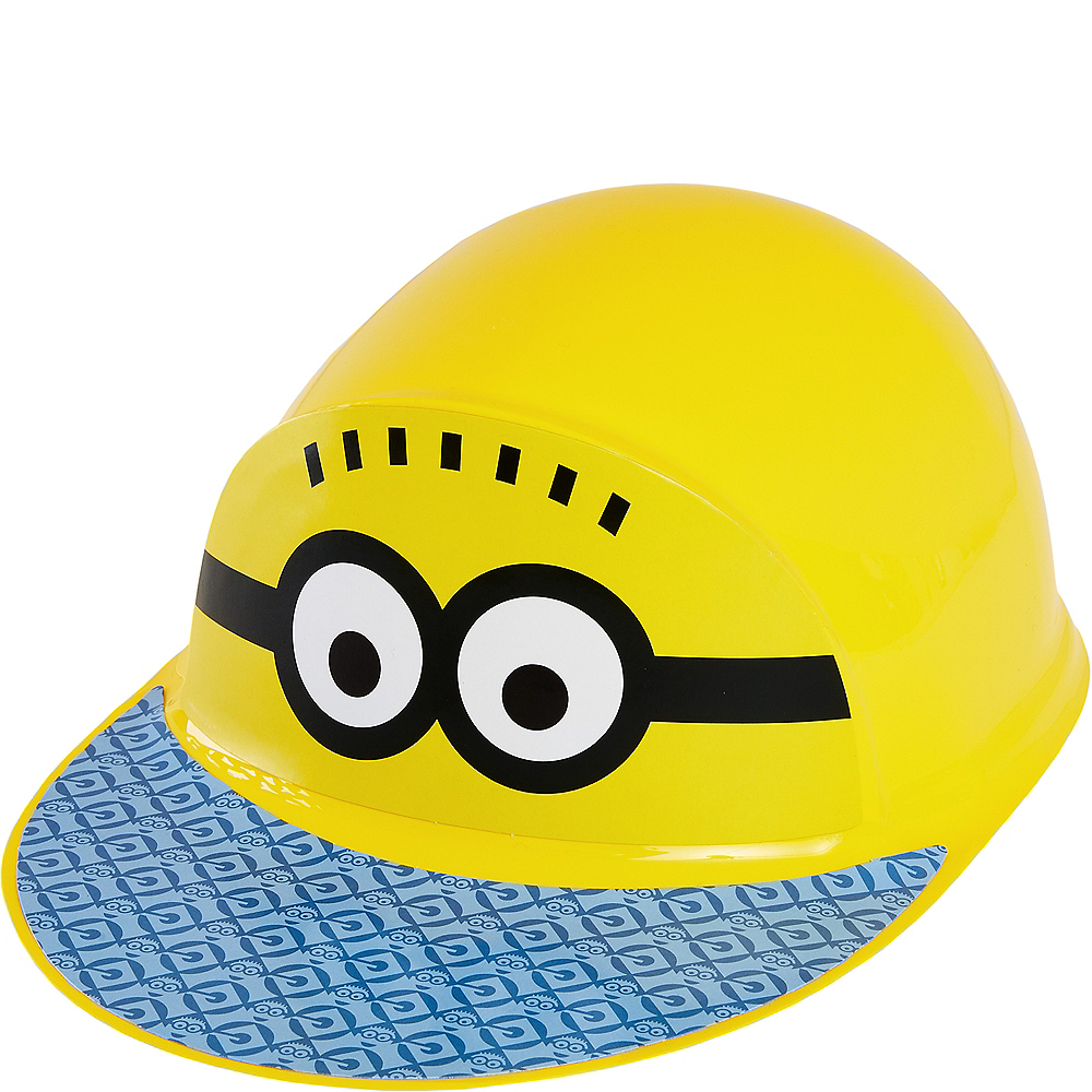 Nav Item for Minions Plastic Hat Image #1