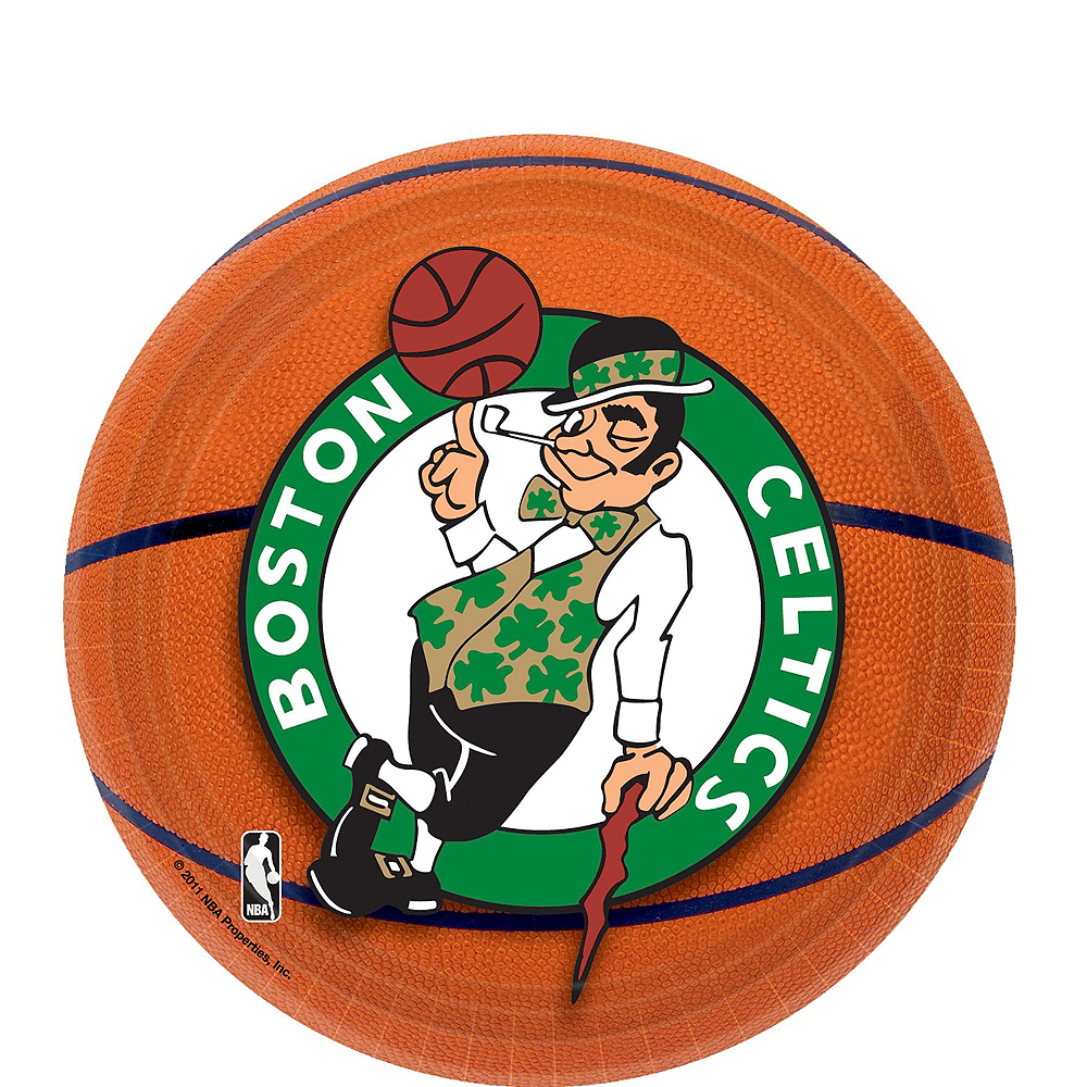 Nav Item for Boston Celtics Party Kit 16 Guests Image #2