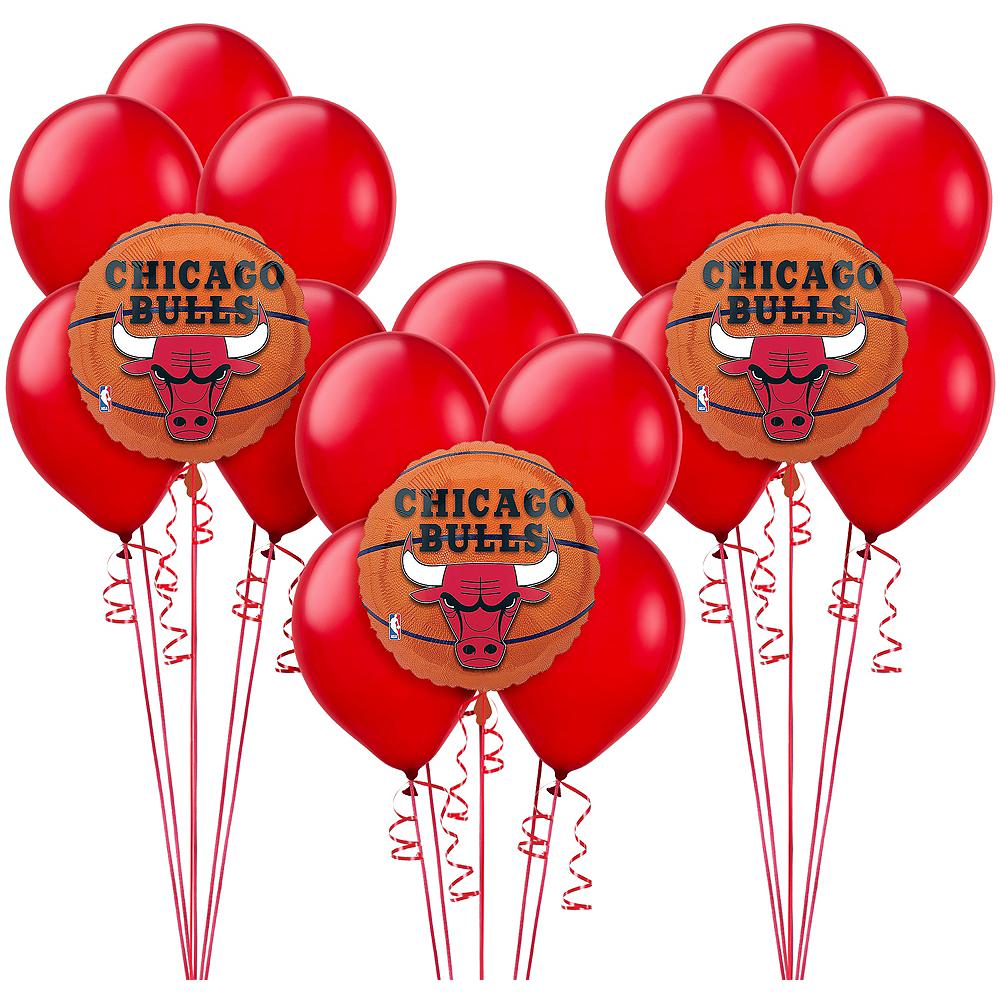 Chicago Bulls Balloon Kit Image #1