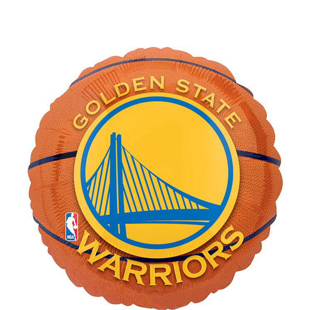 Super Golden State Warriors Party Kit 16 Guests Image #10