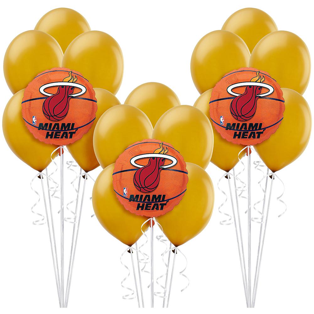 Miami Heat Balloon Kit Image #1