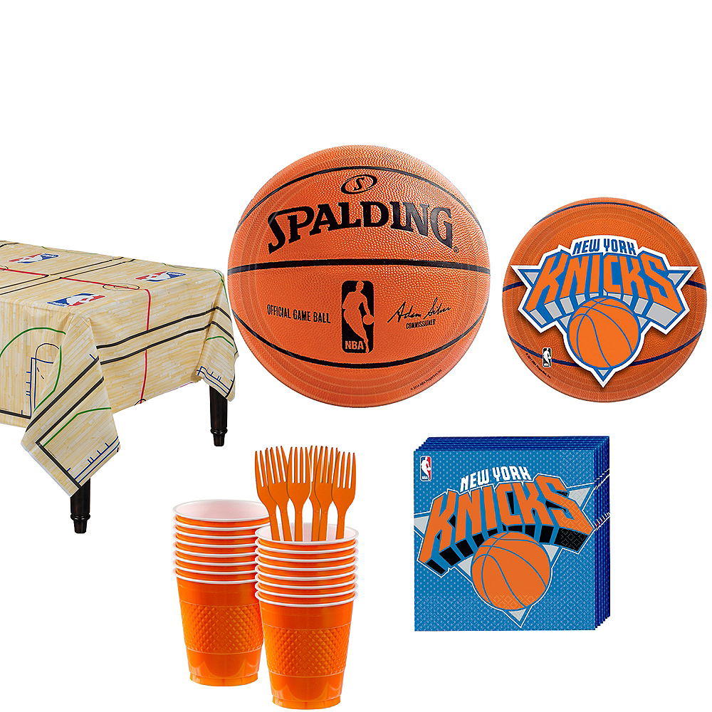 New York Knicks Party Kit 16 Guests Image #1
