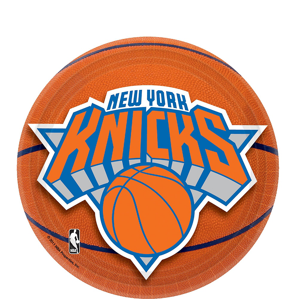 Super New York Knicks Party Kit 16 Guests Image #2
