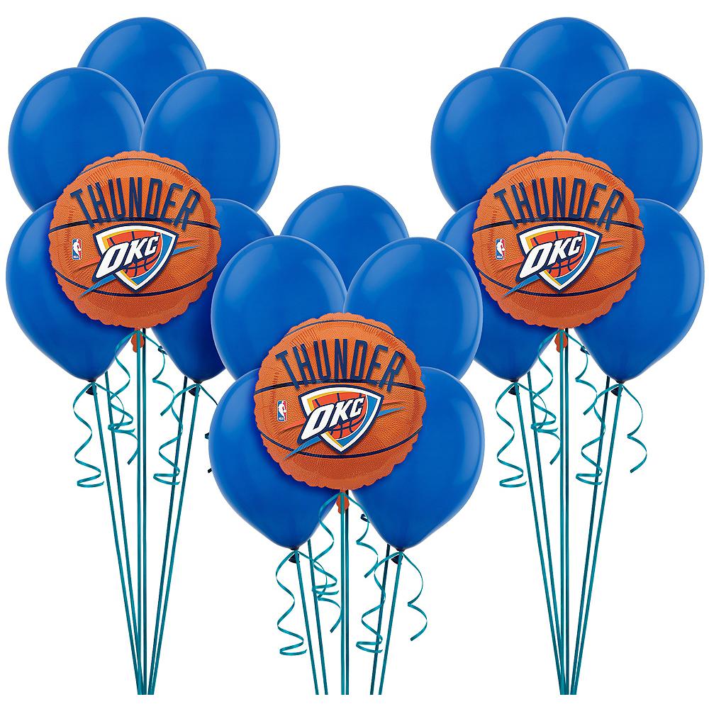 Oklahoma City Thunder Balloon Kit Image #1