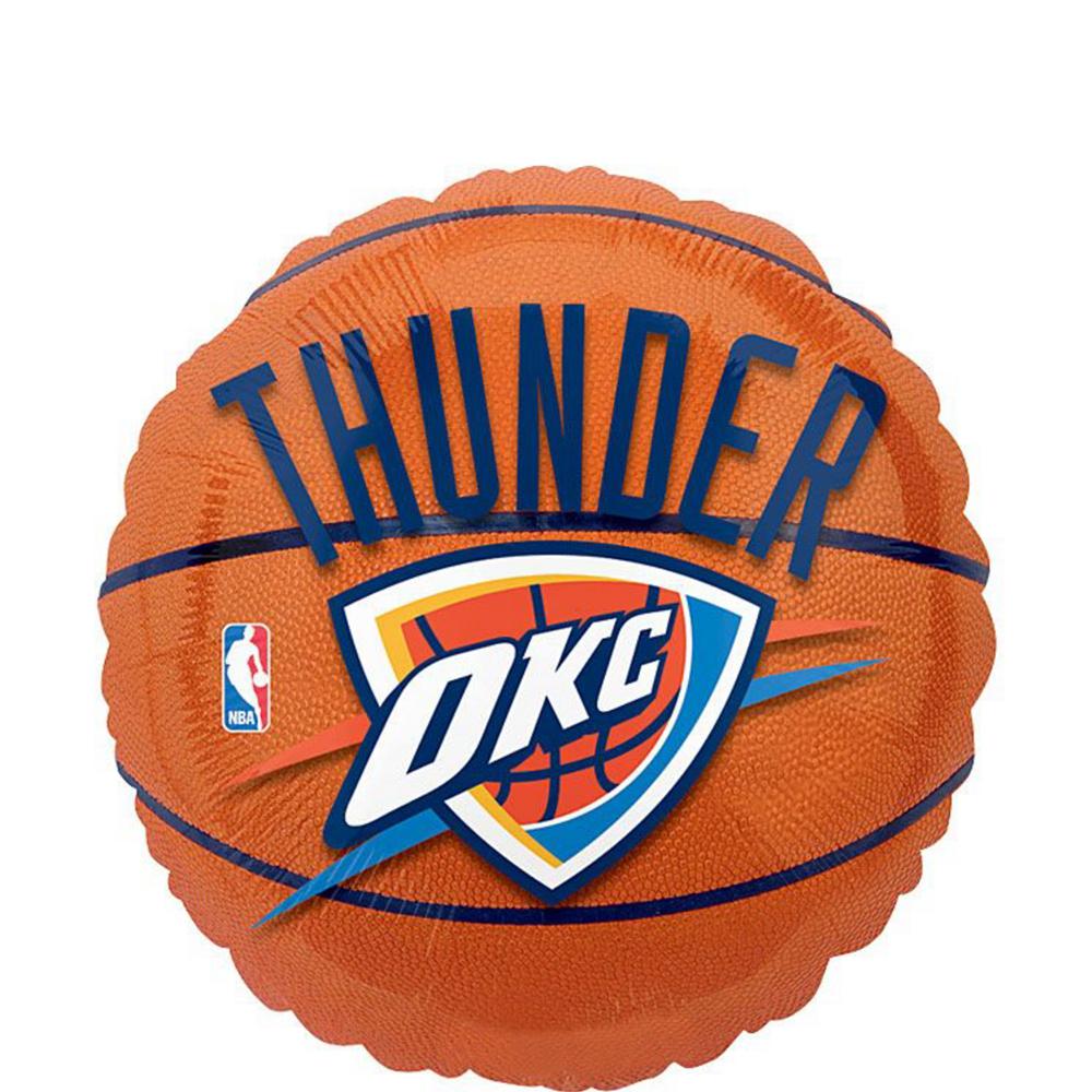 Oklahoma City Thunder Balloon Kit Image #3