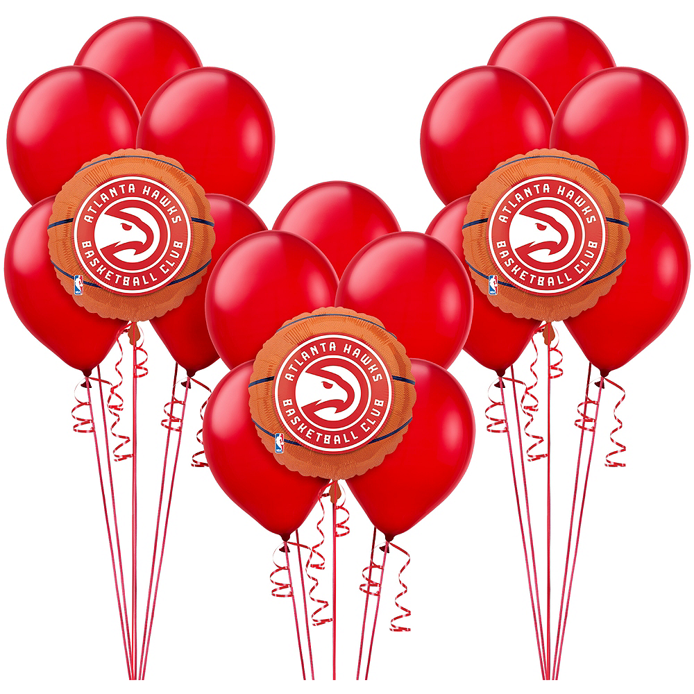 Atlanta Hawks Balloon Kit Image #1