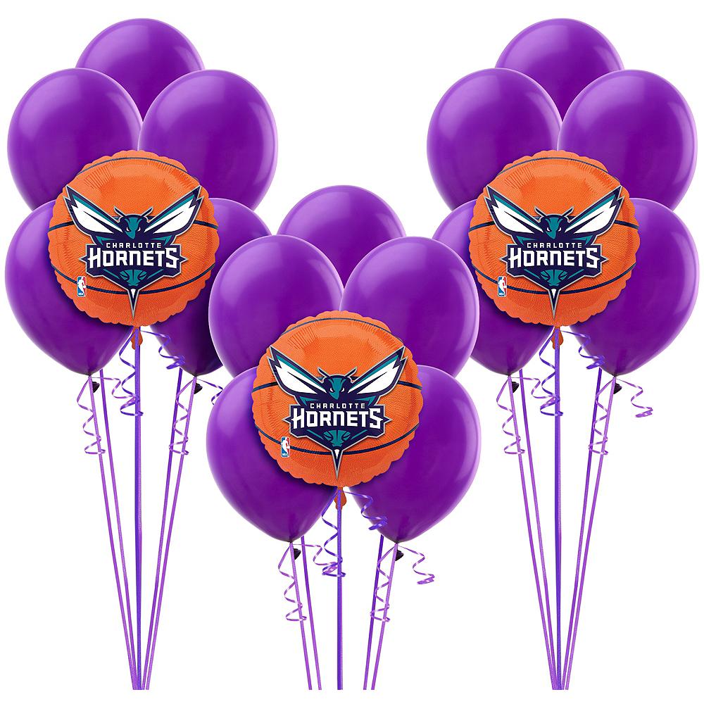 Charlotte Hornets Balloon Kit Image #1