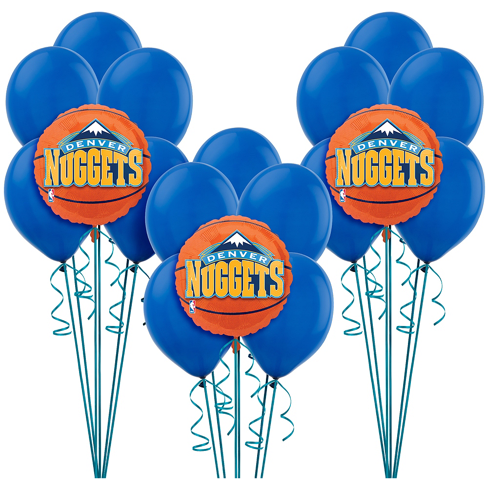 Denver Nuggets Balloon Kit Image #1
