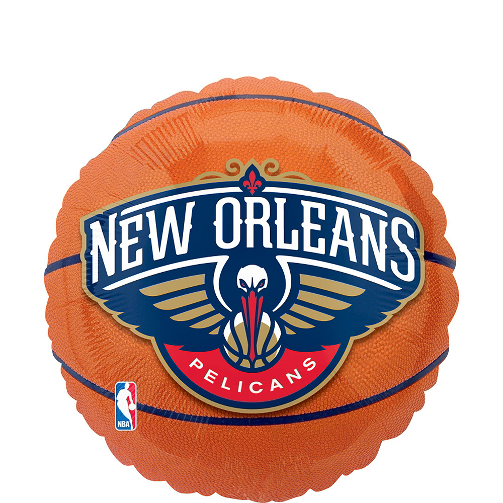 New Orleans Pelicans Balloon Kit Image #3