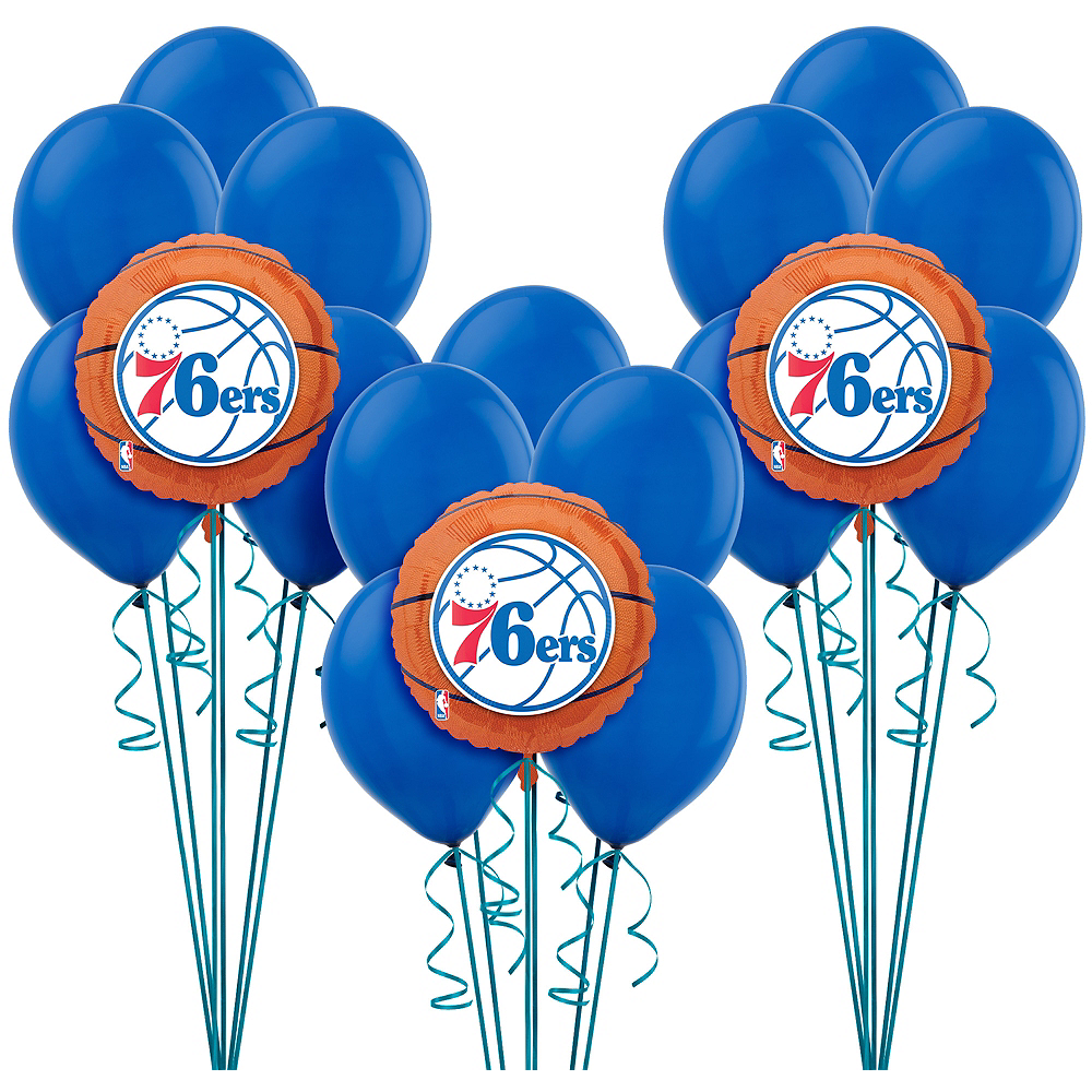 Philadelphia 76ers Balloon Kit Image #1