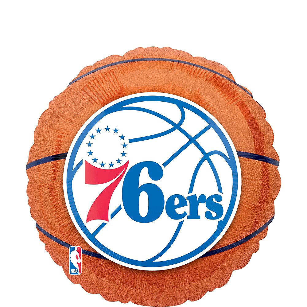 Philadelphia 76ers Balloon Kit Image #3