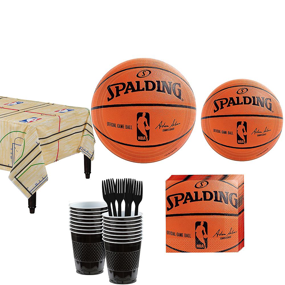 Spalding Party Kit 18 Guests Image #1