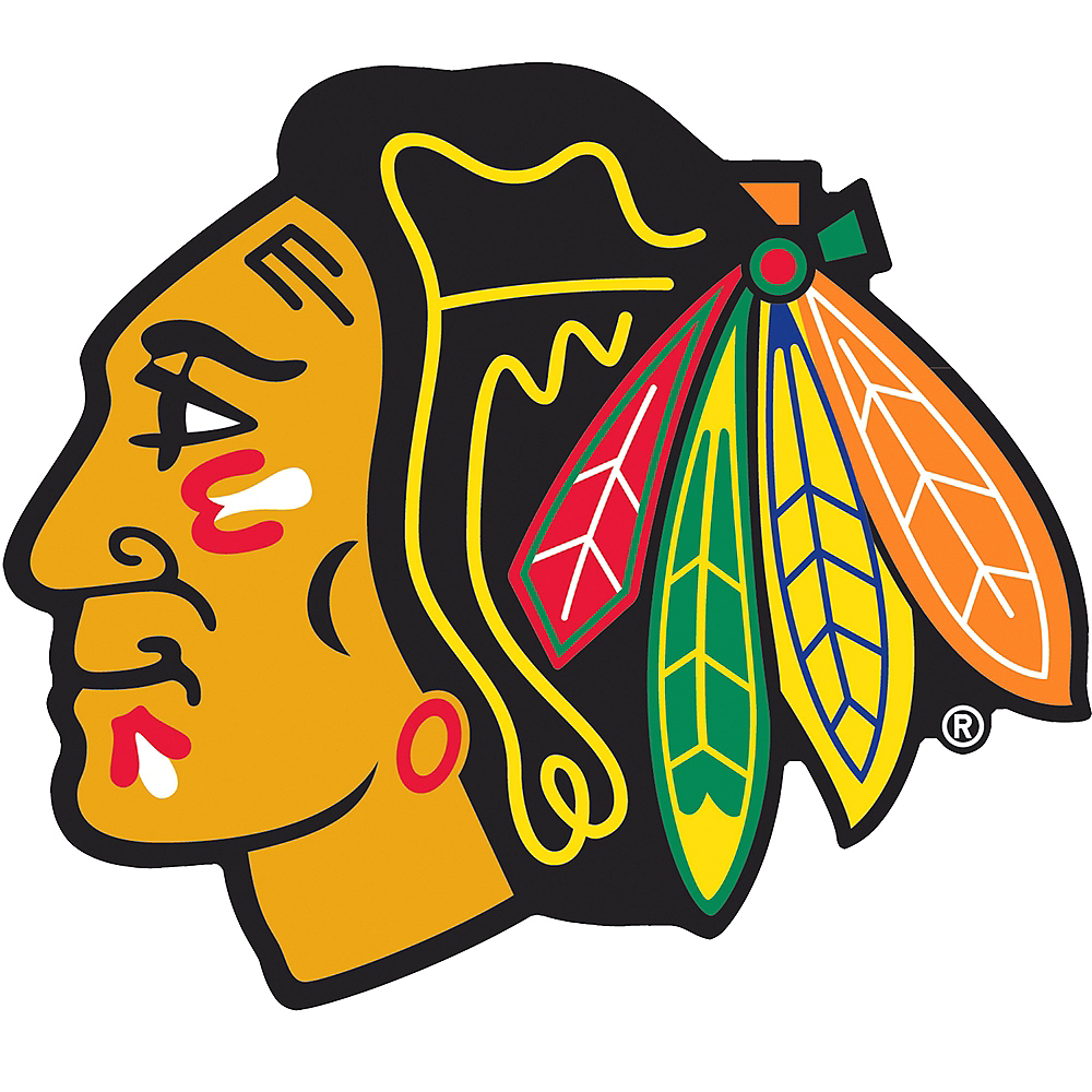 Chicago Blackhawks Decal Image #1