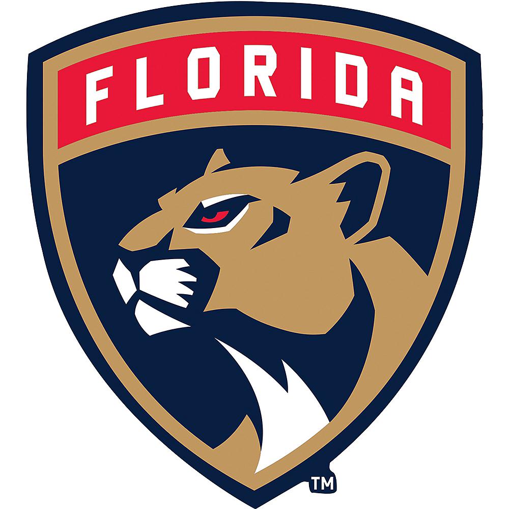 Florida Panthers Decal Image #1