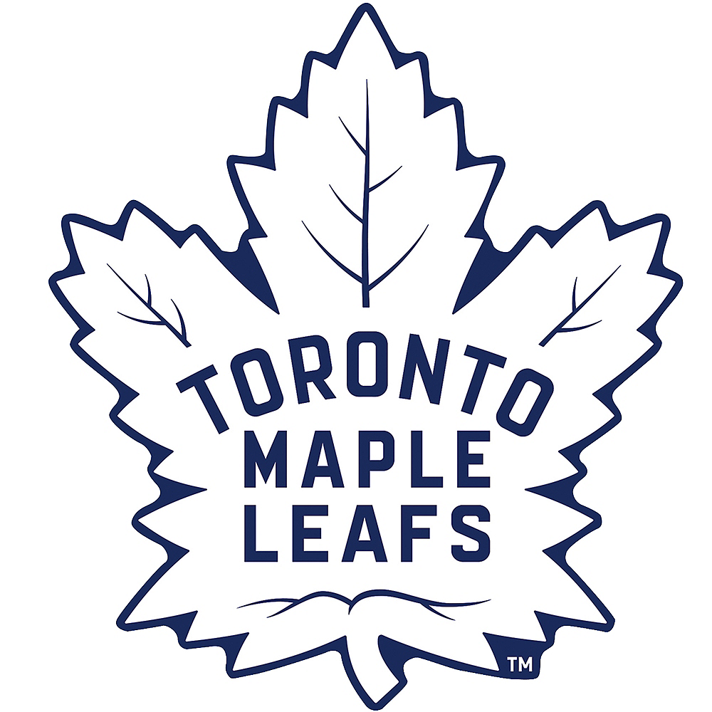 Toronto Maple Leafs Decal Image #1