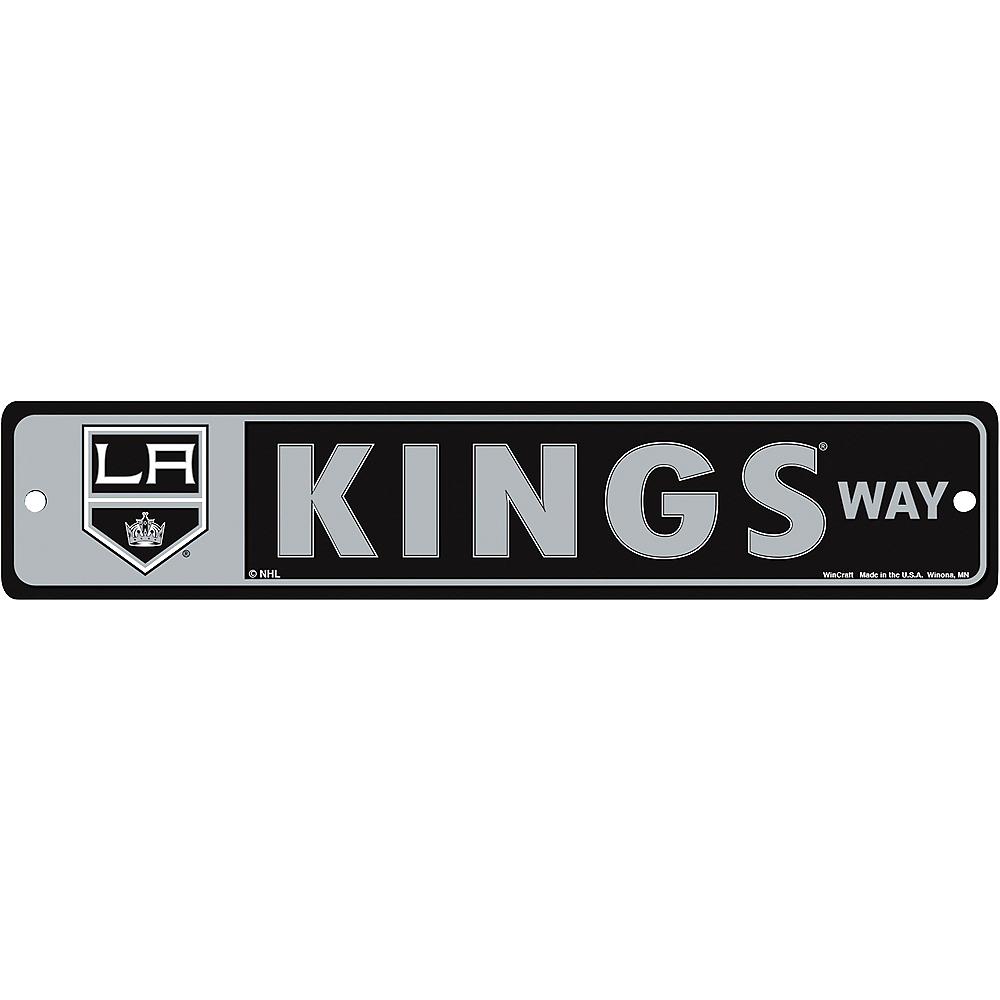 Los Angeles Kings Street Sign Image #1