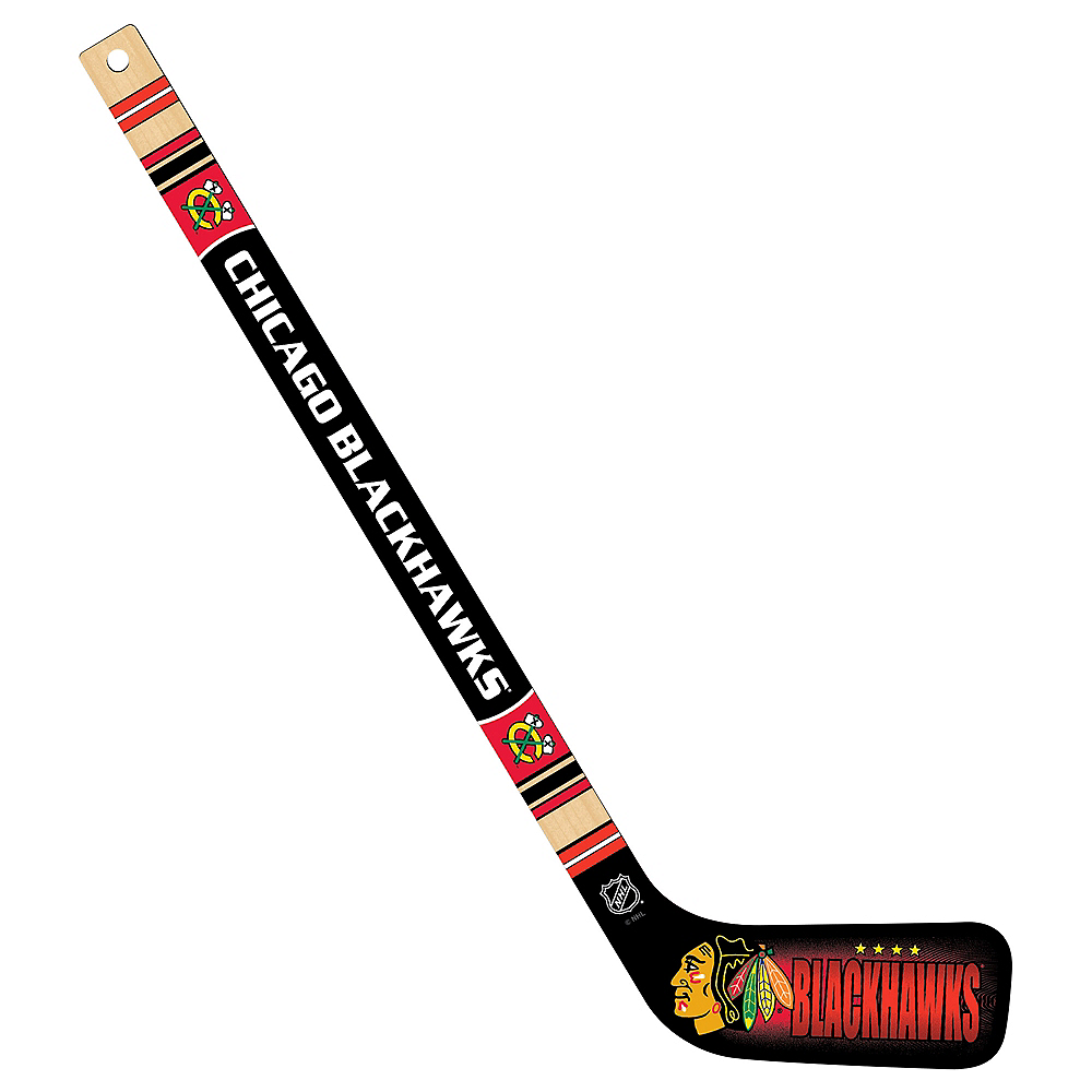 Chicago Blackhawks Hockey Stick Image #1