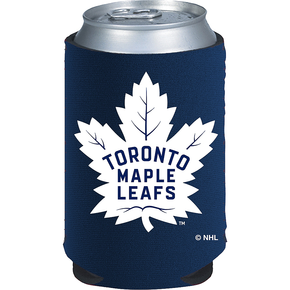 Toronto Maple Leafs Can Coozie Image #1
