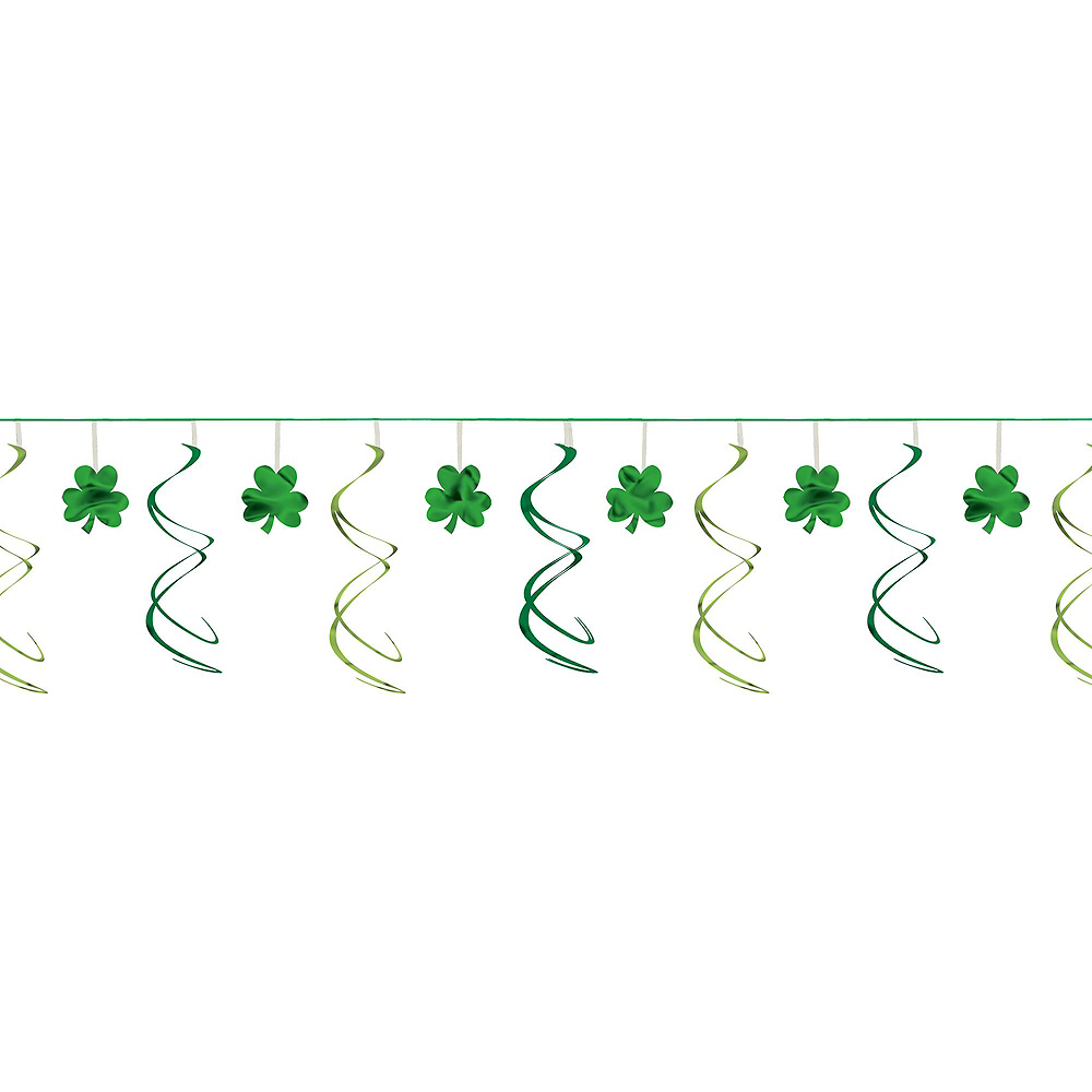 Blooming Shamrock Tableware Kit for 8 Guests Image #10