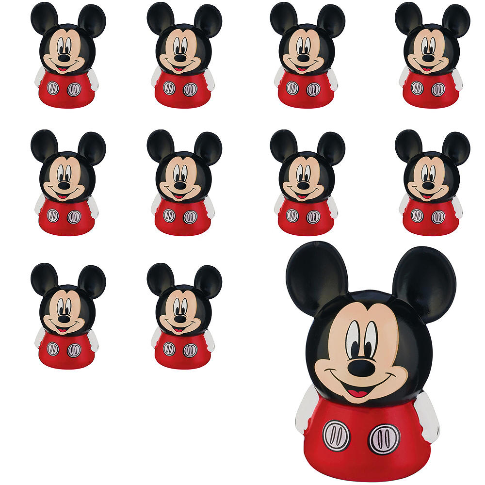 Mickey Mouse Finger Puppets 24ct Image #1