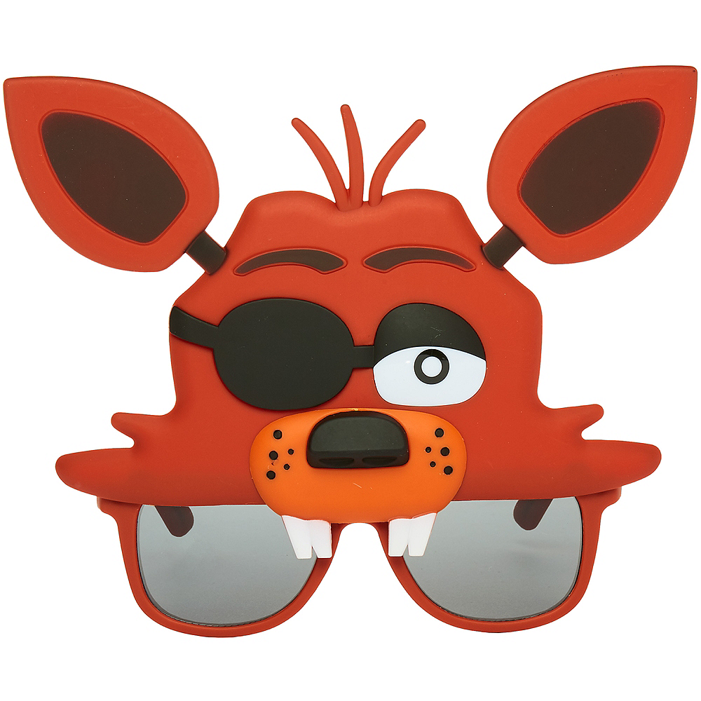 Nav Item for Foxy Sunglasses - Five Nights at Freddy's Image #1
