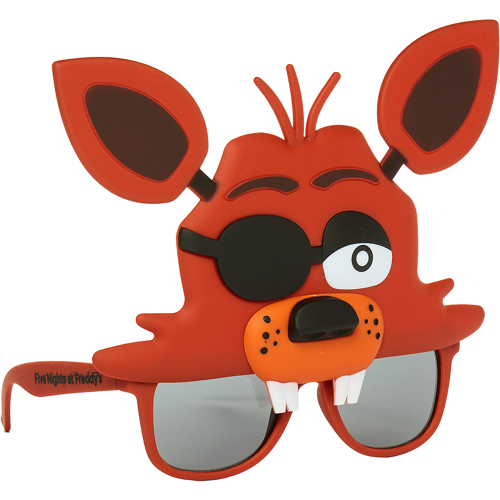 Foxy Sunglasses - Five Nights at Freddy's Image #2