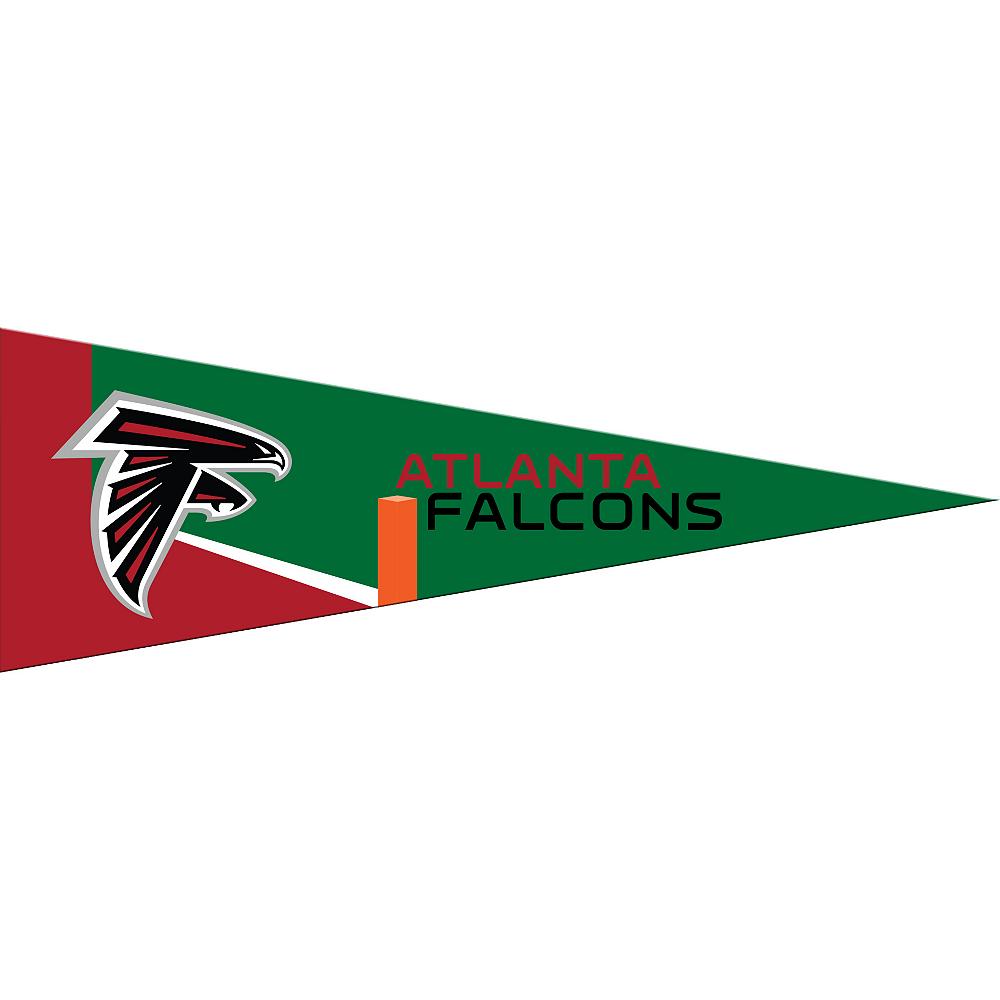 Small Atlanta Falcons Pennant Flag Image #1
