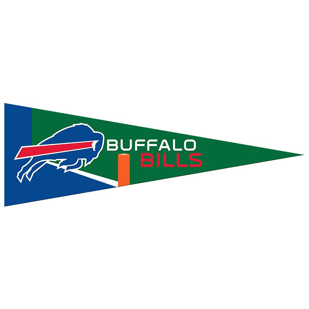 Small Buffalo Bills Pennant Flag Image #1