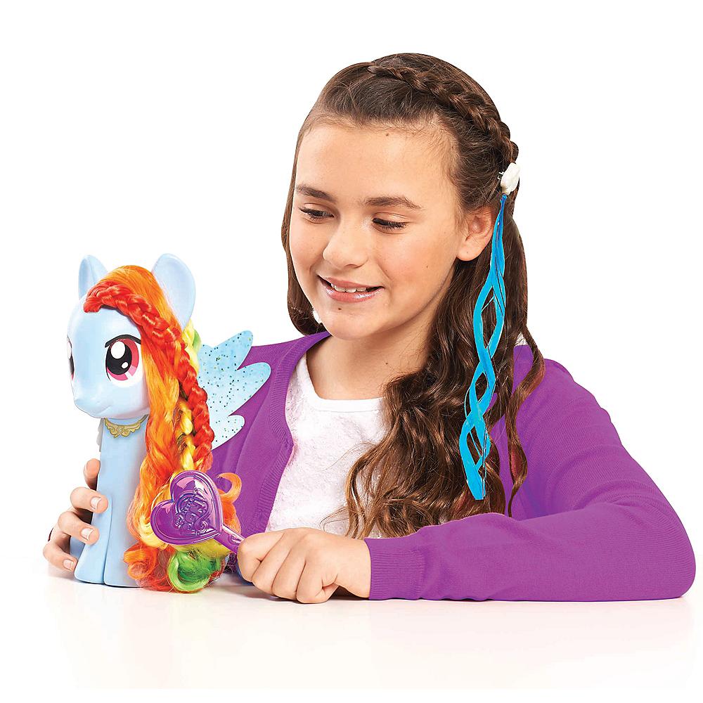 Rainbow Dash Styling Playset 17pc - My Little Pony Image #2