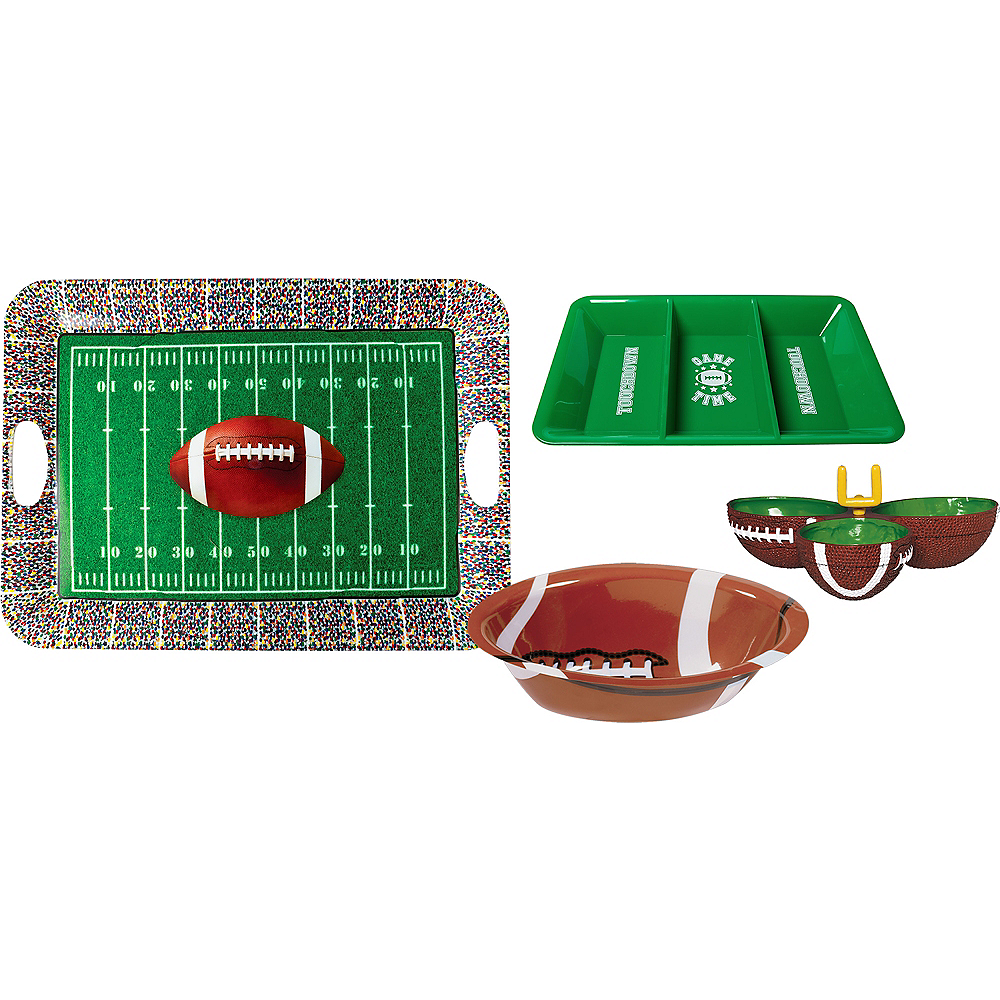 Football Serveware Kit Image #1