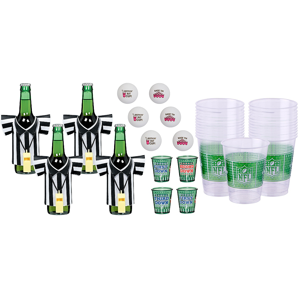 Football Drinkware Tailgate Kit Image #1