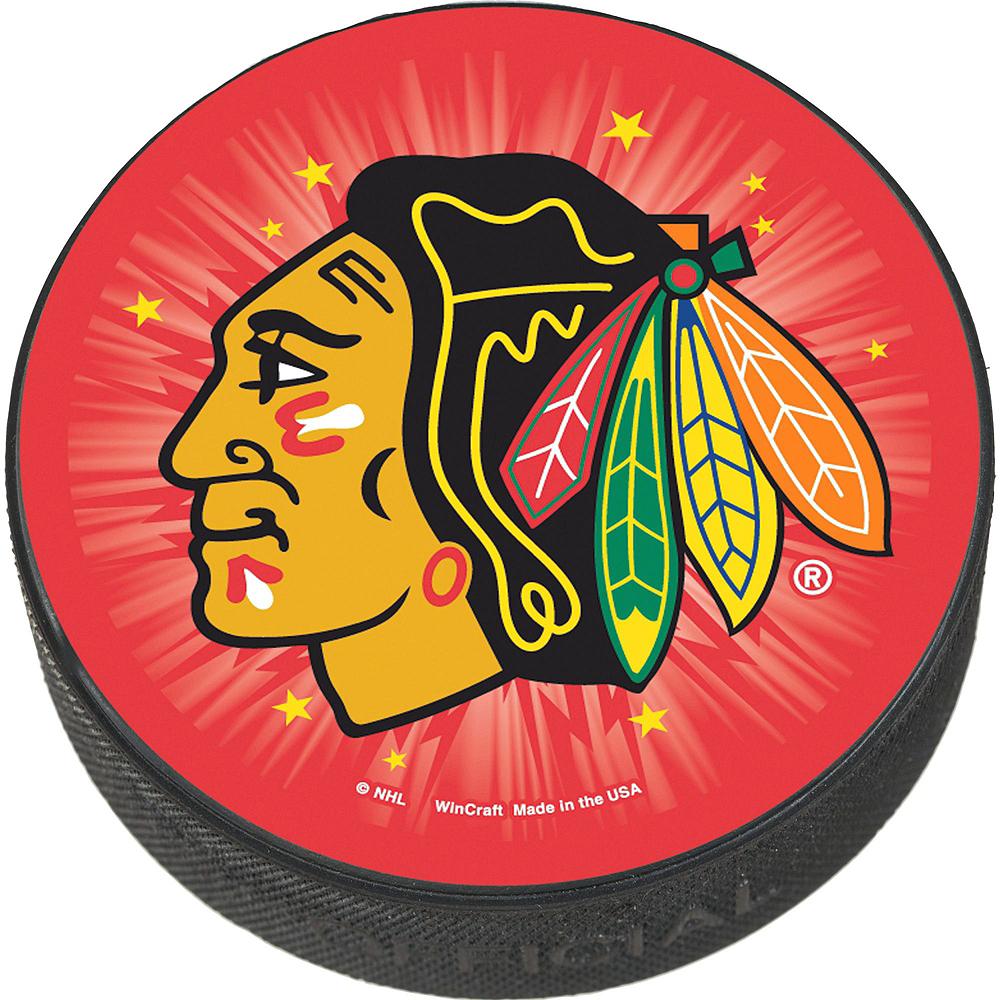 Chicago Blackhawks Slap Shot Fan Kit Image #2
