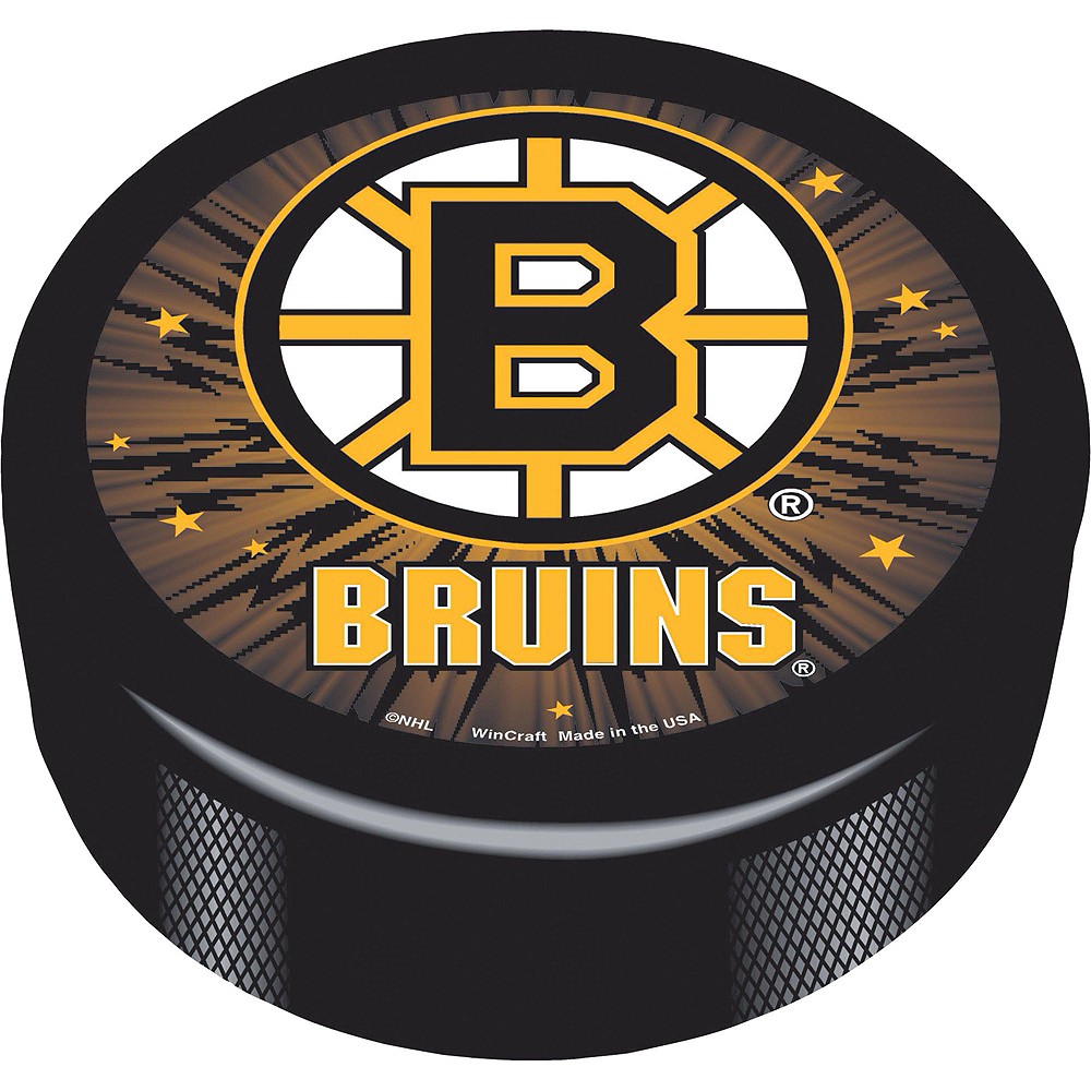 Boston Bruins Slap Shot Fan Kit Image #2