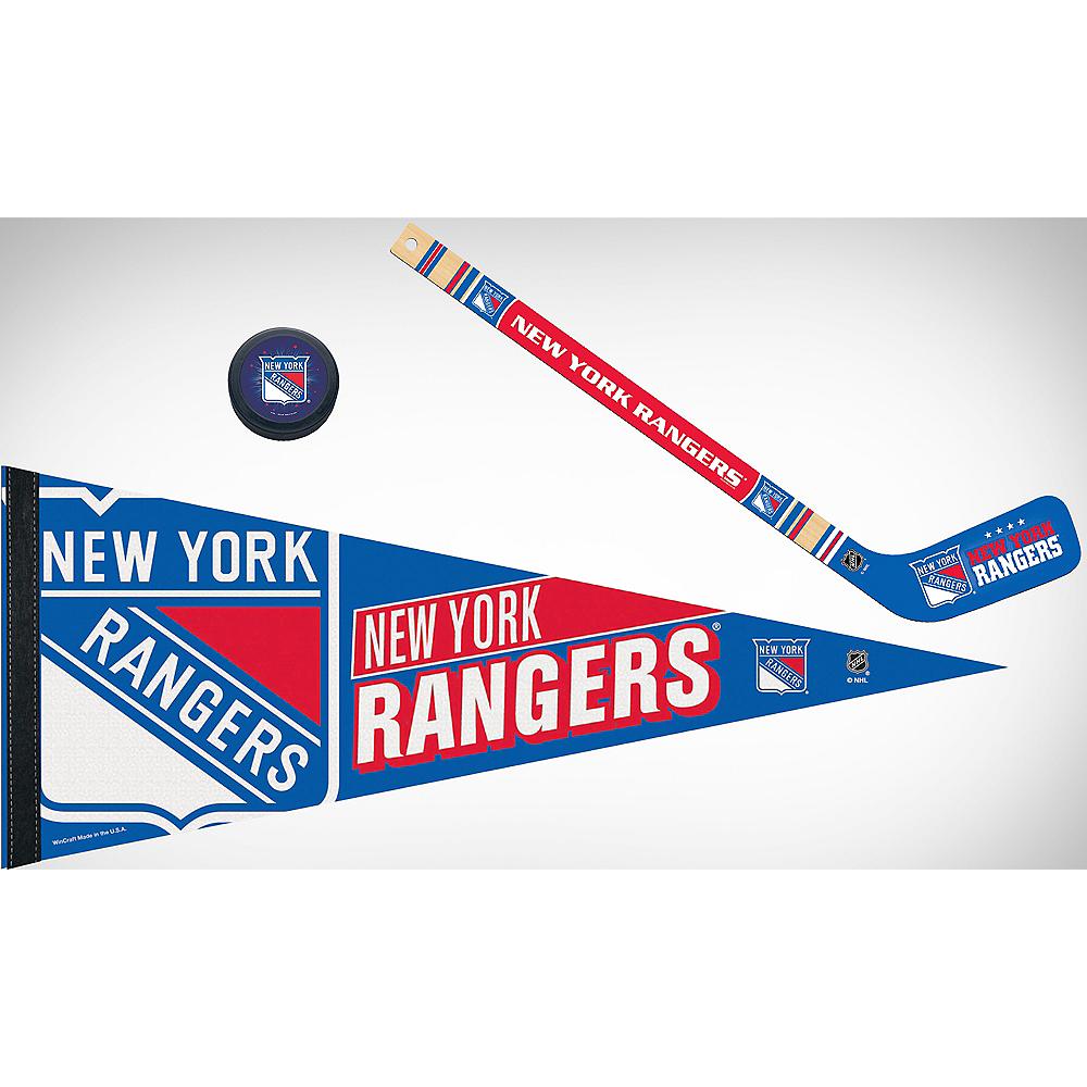 New York Rangers Slap Shot Fan Kit Image #1