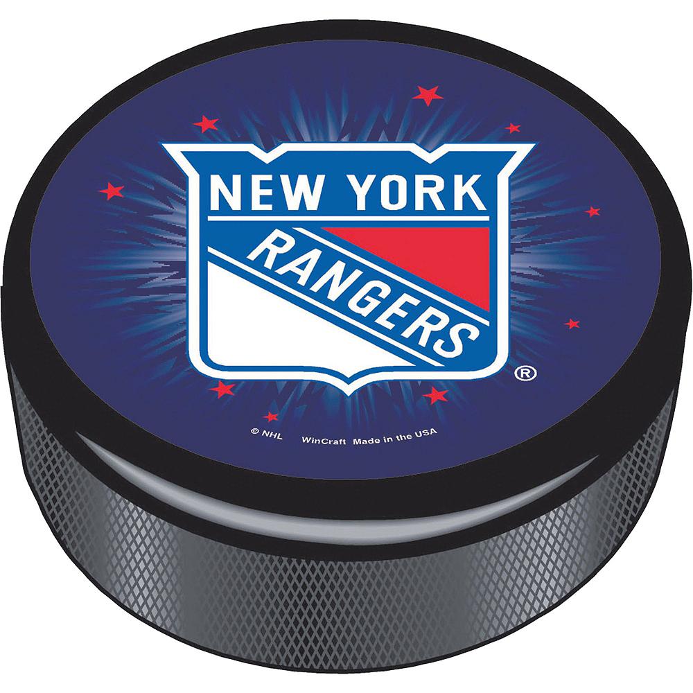 New York Rangers Slap Shot Fan Kit Image #2