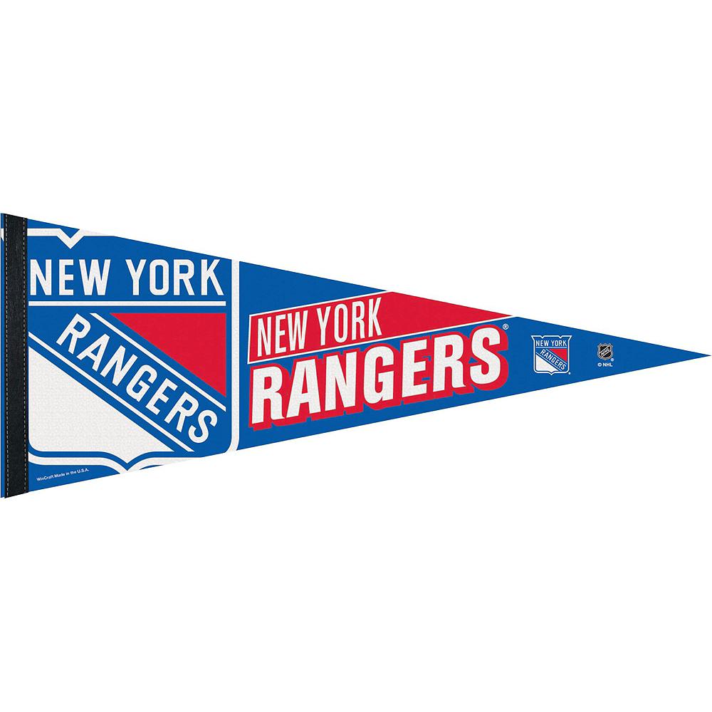 New York Rangers Slap Shot Fan Kit Image #3