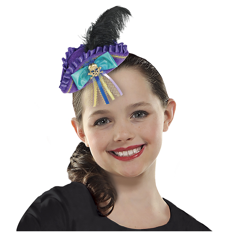 Mini Descendants 2 Hat Hair Clip Image #1