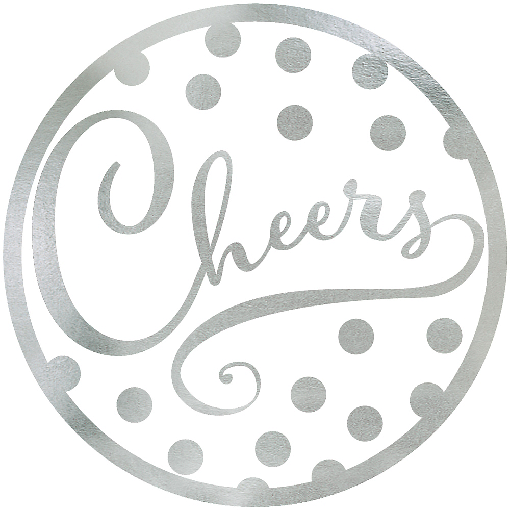 Cheers Coasters 18ct Image #1