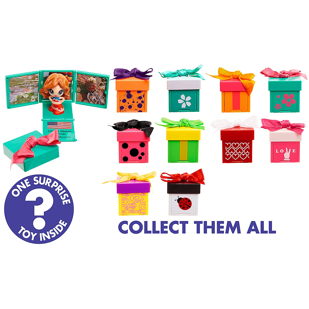 Gift'Ems Series 2 Mystery Pack Image #1