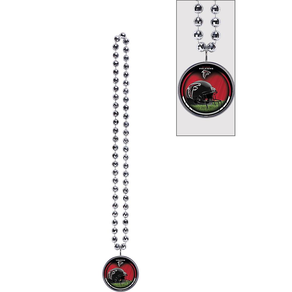 Atlanta Falcons Bottle Opener Bead Necklace Image #1