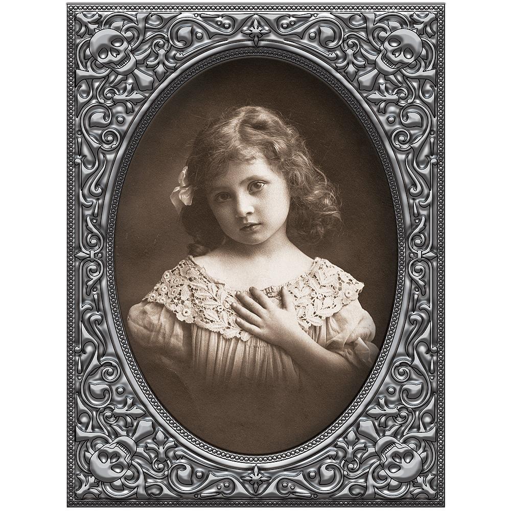 Girl Zombie Lenticular Portrait Decoration Image #1