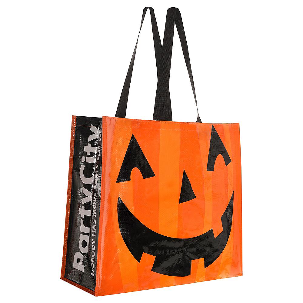 Jack-o'-Lantern Tote Bag Image #1